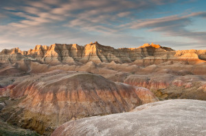 Photo taken during Spring 2009 Artist-in-Residence in Badlands NP.